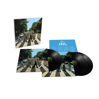 Beatles - Abbey Road 3LP