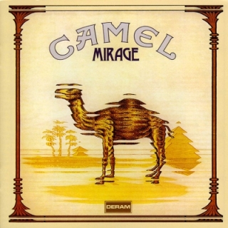 Camel - Mirage LP