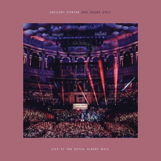 Gregory Porter - One Night Only CD/DVD