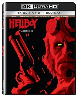 Hellboy UHD/Blu-Ray