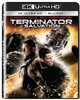 Terminator Salvation UHD/Blu-Ray