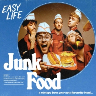 Easy Life - Junk Food CD