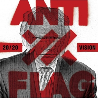 Anti-Flag - 20/20 Vision CD