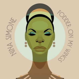 Nina Simone - Fodder on My Wings CD