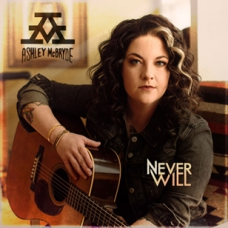 Ashley McBryde - Never Will CD