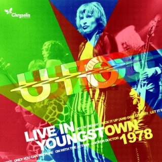 UFO - Live In Youngstown ´78 2LP