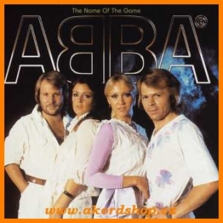 ABBA - Name Of The Game CD