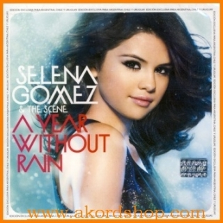 Selena Gomez & Scene - A Year Without Rain CD