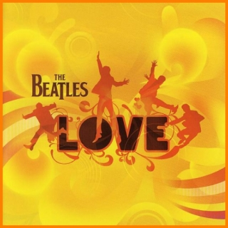 Beatles - Love CD