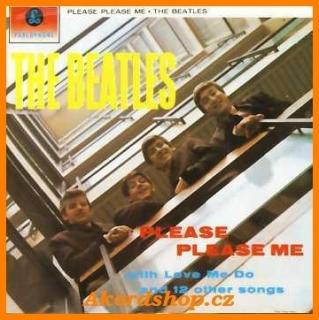 Beatles - Please Please Me CD