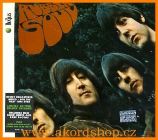 Beatles - Rubber Soul CD