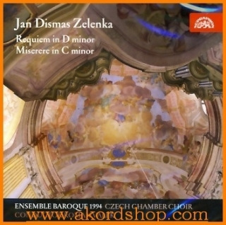 Jan Dismas Zelenka - Requiem CD
