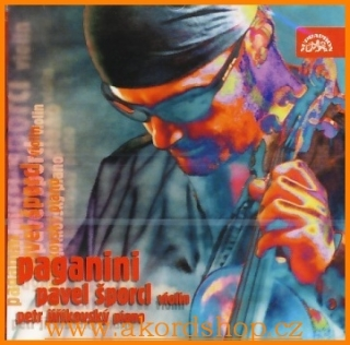 Pavel Šporcl & Paganini CD