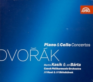 Antonín Dvořák - Piano & Cello Concertos 2CD