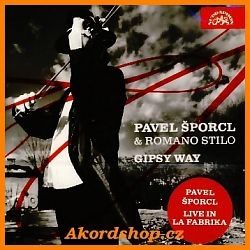 Pavel Šporcl & Romano Stilo - Gipsy Way CD