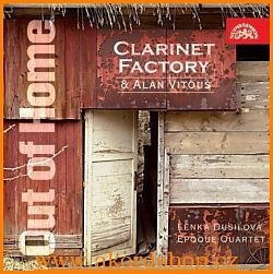Clarinet Factory & Alan Vitouš - Out Of Home CD