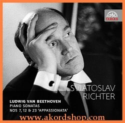 Beethoven/ Richter - Appassionata CD