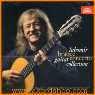 Lubomír Brabec - Guitar Collection CD