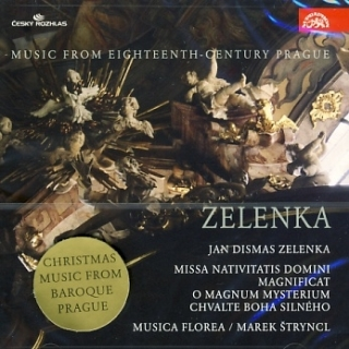 Jan Dismas Zelenka - Missa Nativitatis Domini CD