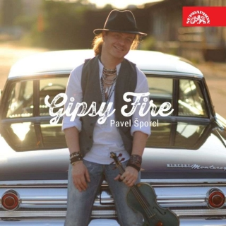 Pavel Šporcl - Gipsy Fire CD