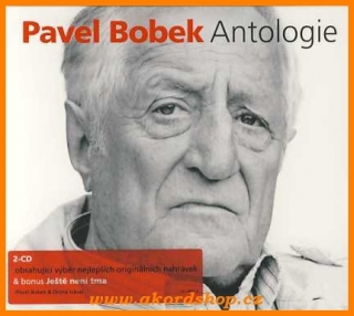 Pavel Bobek - Antologie 2CD