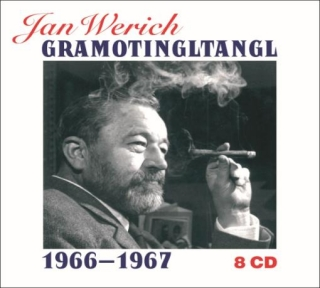Jan Werich - Gramotingltangl 8CD