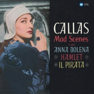 Maria Callas - Mad Scenes LP
