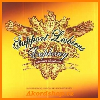 Support Lesbiens - Euphony & Other Adventures CD