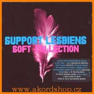 Support Lesbiens - Soft Collection CD