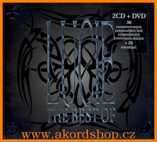 Lucie - Best Of 2CD/DVD