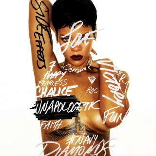 Rihanna - Unapologetic CD