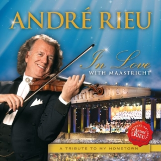 André Rieu - In Love With Maastricht CD