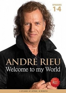 André Rieu - Welcome To My World DVD