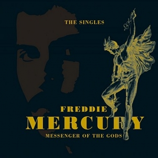 Freddie Mercury - Messenger Of The Gods 2CD