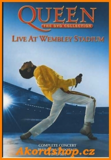 Queen - Live At Wembley Stadium 2DVD