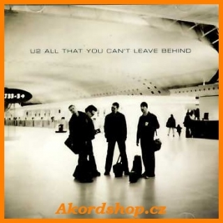 U2 - All That You Can'T Leave CD