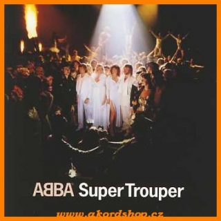 ABBA - Super Trouper CD