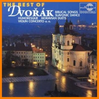 Best Of Antonín Dvořák CD