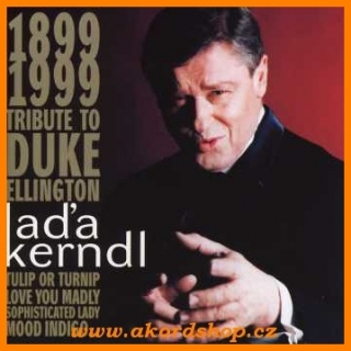 Laďa Kerndl - Tribute To Duke Ellington CD