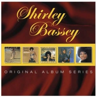 Shirley Bassey - Original Album Series 5CD
