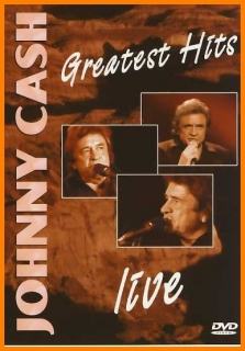 Johnny Cash - Greatest Hits Live DVD