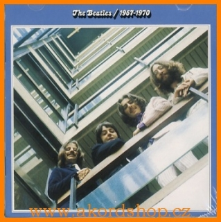 Beatles - Beatles 2CD (1967-1970) 2CD