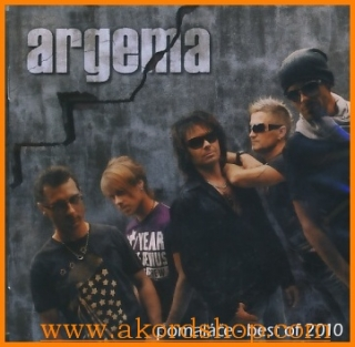 Argema - Pomaláče (Best Of  2010) CD
