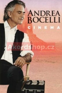 Andrea Bocelli - Cinema CD/DVD
