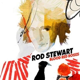 Rod Stewart - Blood Red Roses (Deluxe) CD
