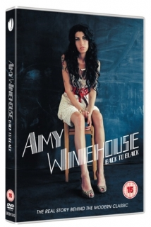 Amy Winehouse - Back To Black Blu-Ray