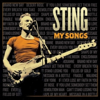 Sting - My Songs 2LP