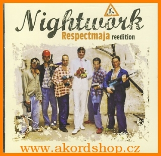 Nightwork - Respectmaja CD