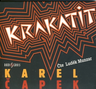 Krakatit (Karel Čapek) CD/MP3