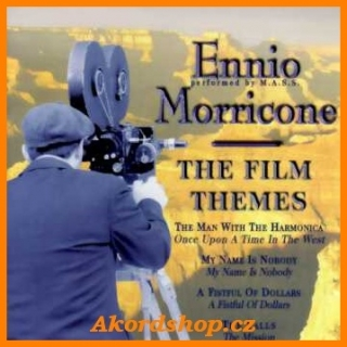 Ennio Morricone - Film Themes CD